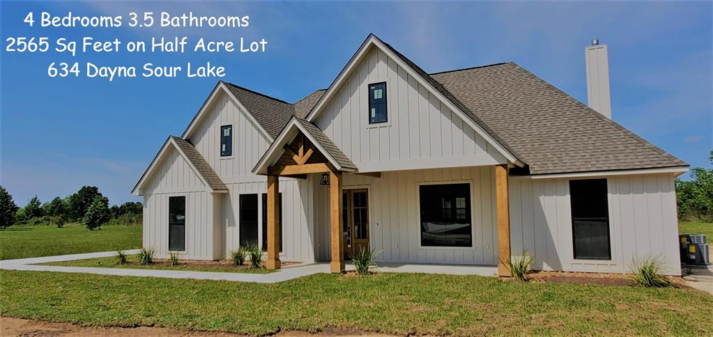 634 Dayna Lane, Sour Lake, TX 77659 - Sour Lake, TX real estate listing
