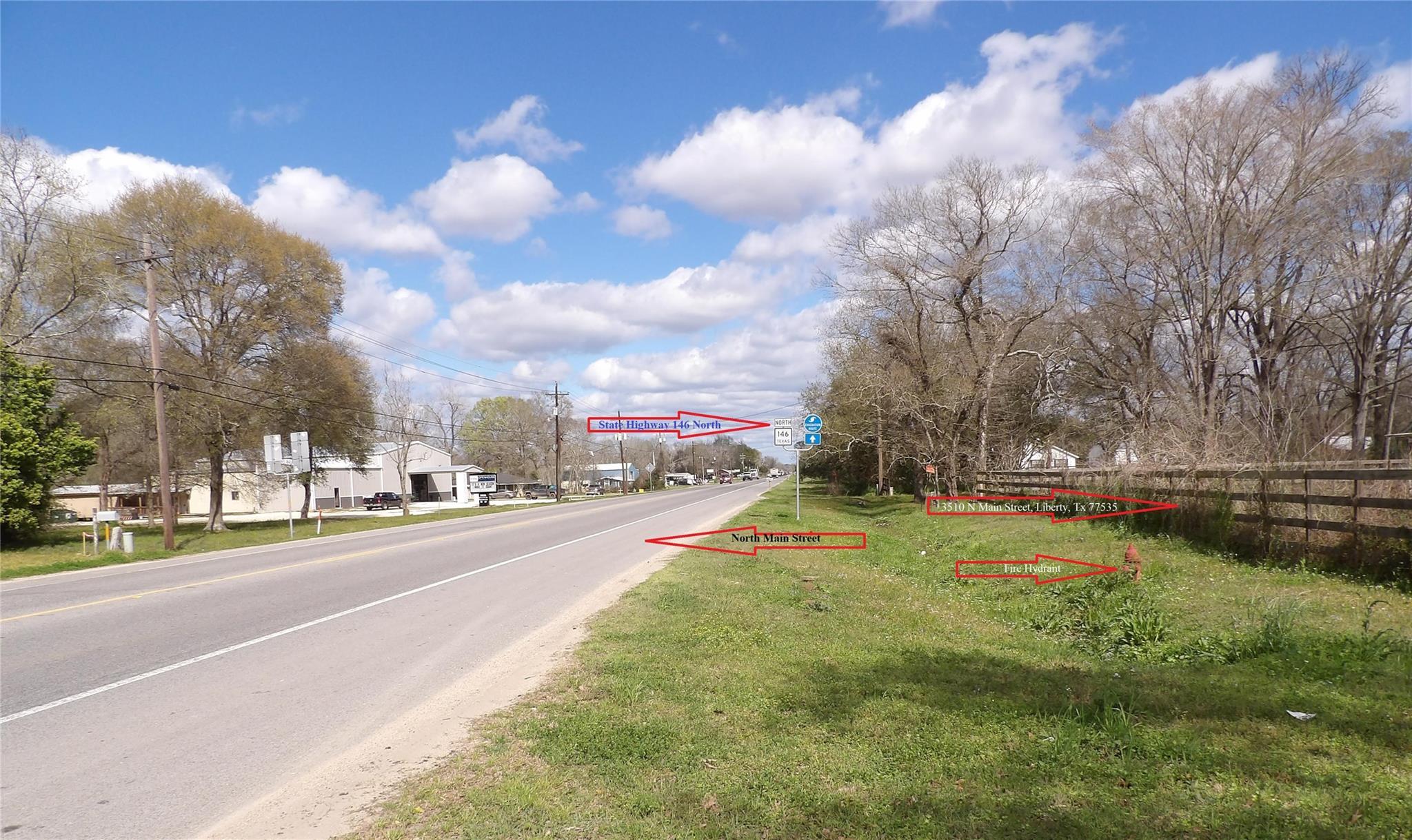 3510 N Main Street Property Photo - Liberty, TX real estate listing