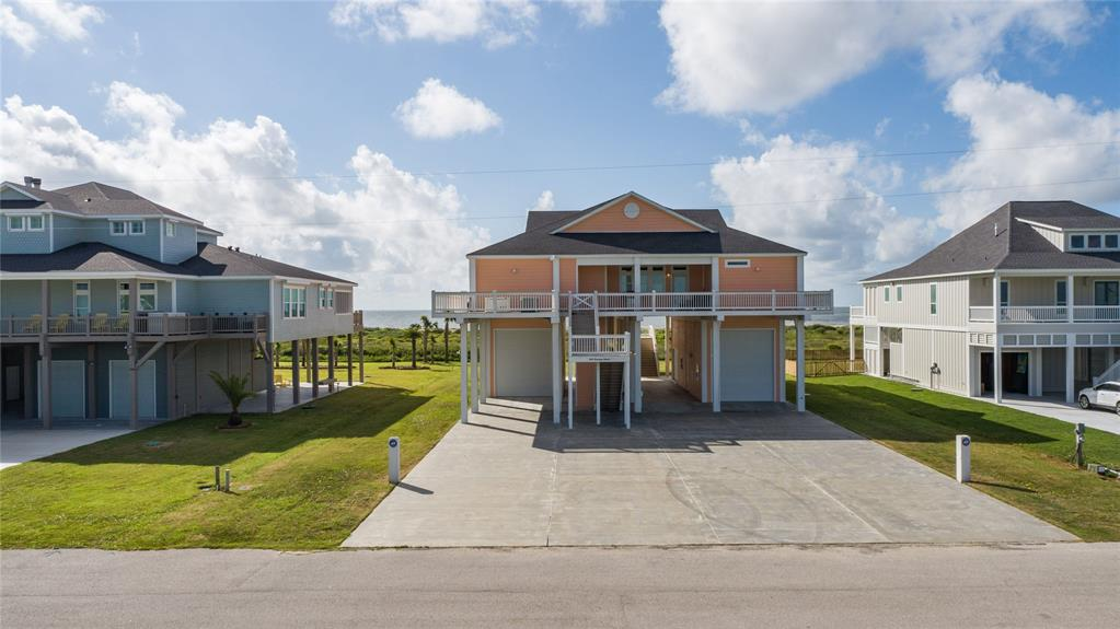 3822 Biscayne Beach Road Property Photo - Port Bolivar, TX real estate listing