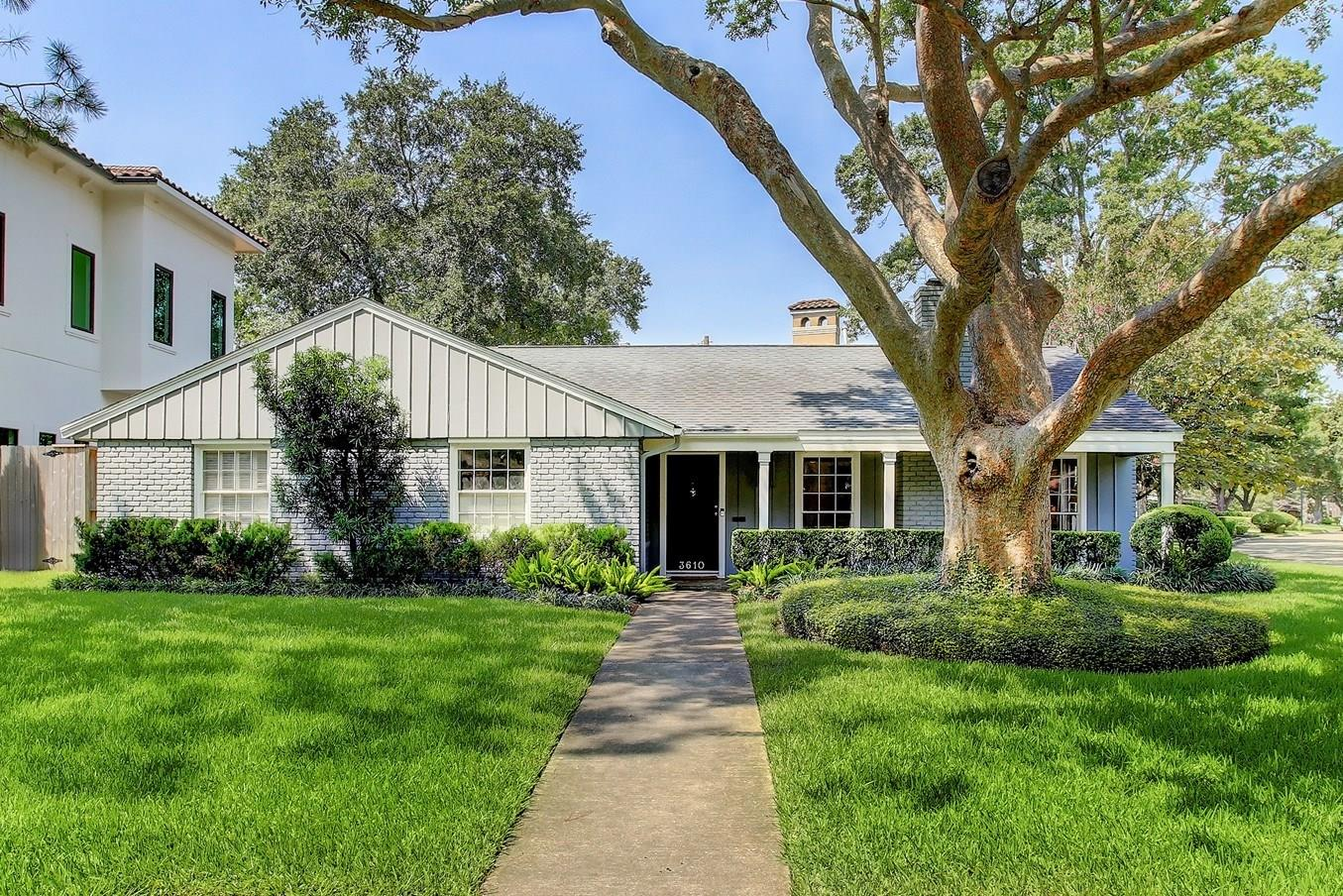 3610 Newcastle Drive Property Photo - Houston, TX real estate listing