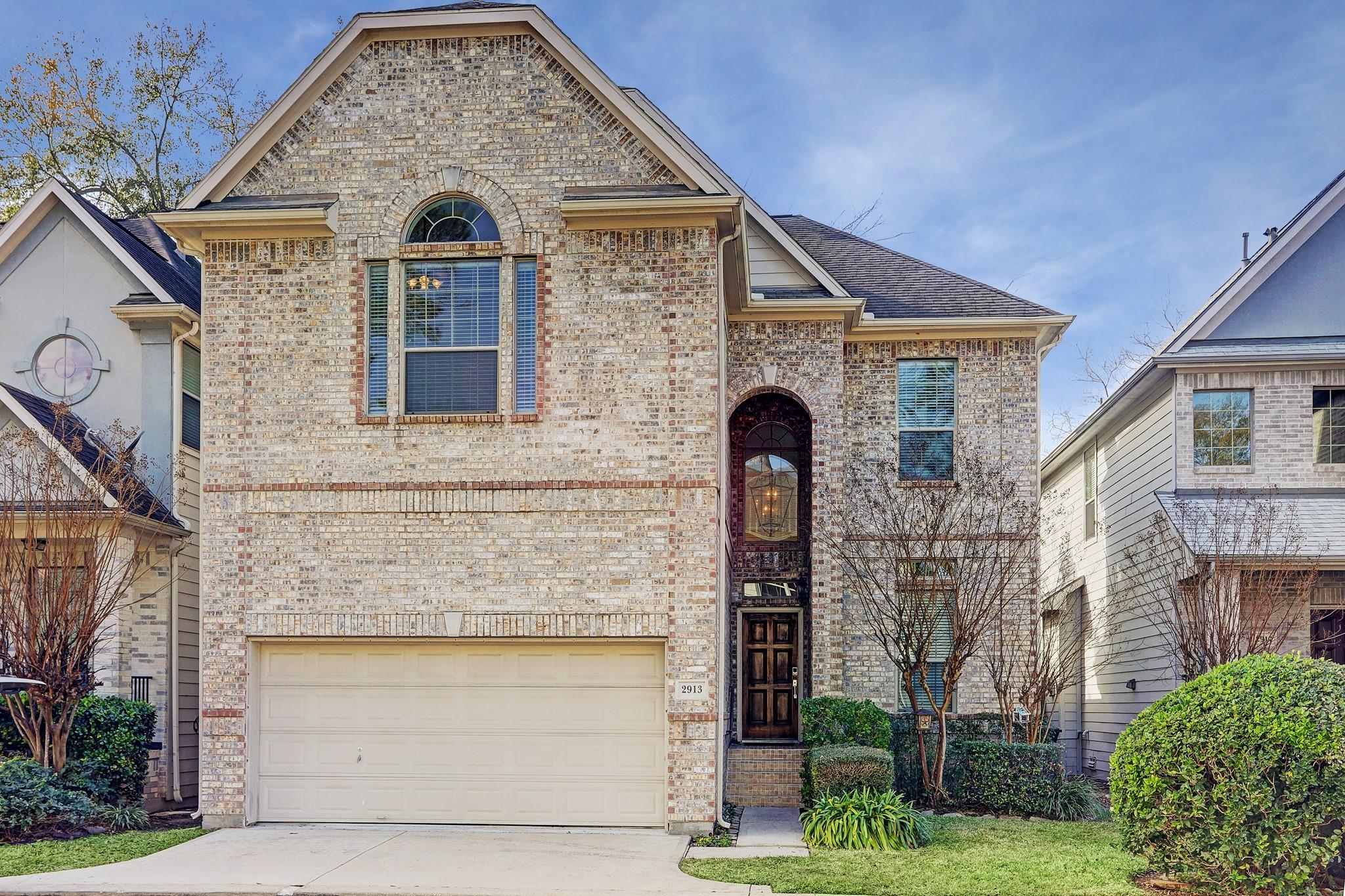 2913 N Becca Lane Property Photo - Houston, TX real estate listing