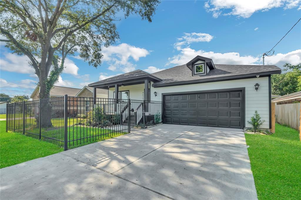 4634 Alvin Street Property Photo - Houston, TX real estate listing