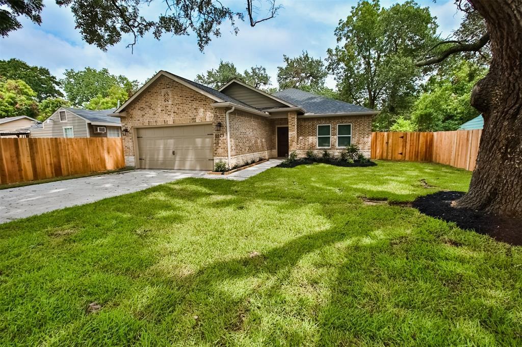 6723 Evans Street Property Photo - Houston, TX real estate listing