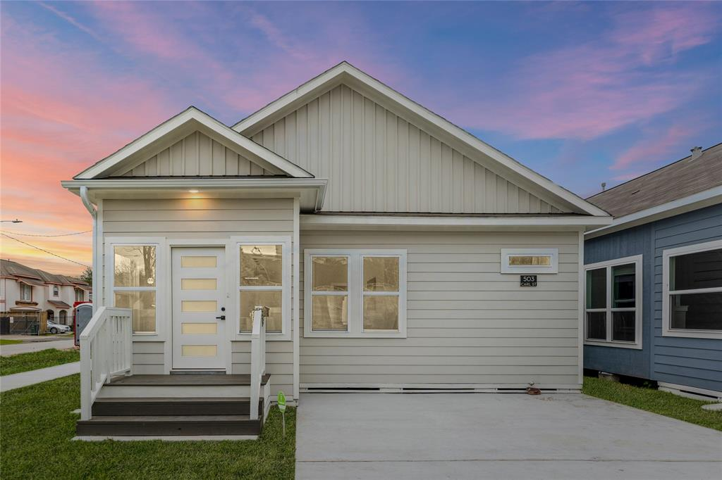 503 Carl St, Houston, TX 77009 - Houston, TX real estate listing