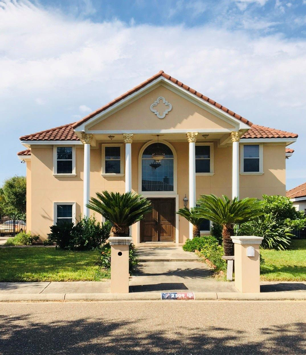2509 Ponderosa Drive Property Photo - Mission, TX real estate listing
