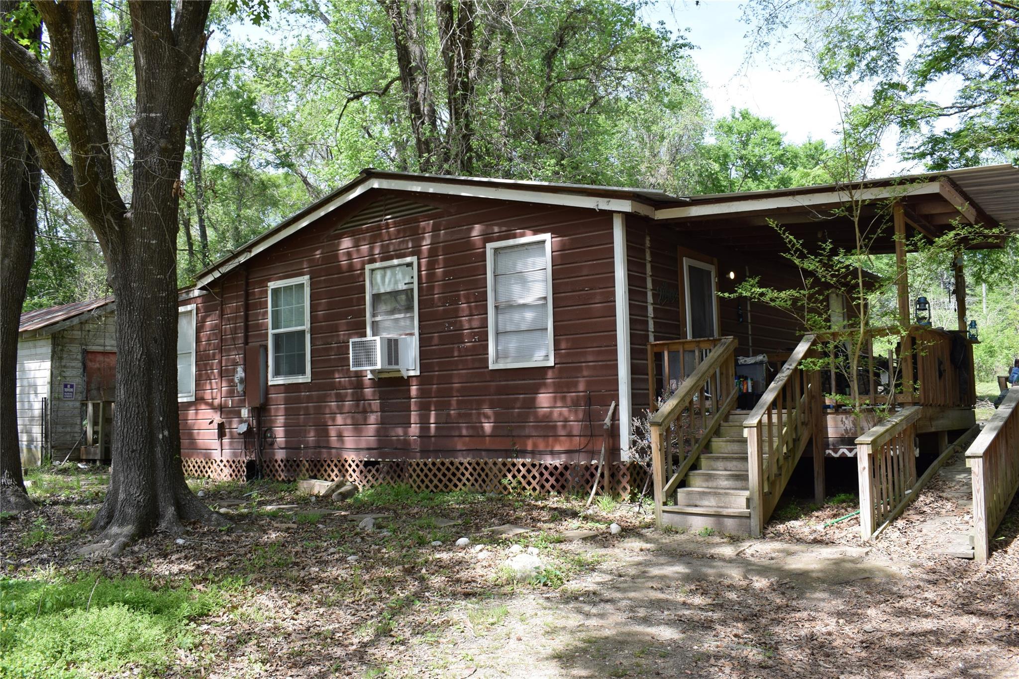 124 Elmwood Road Property Photo - Goodrich, TX real estate listing