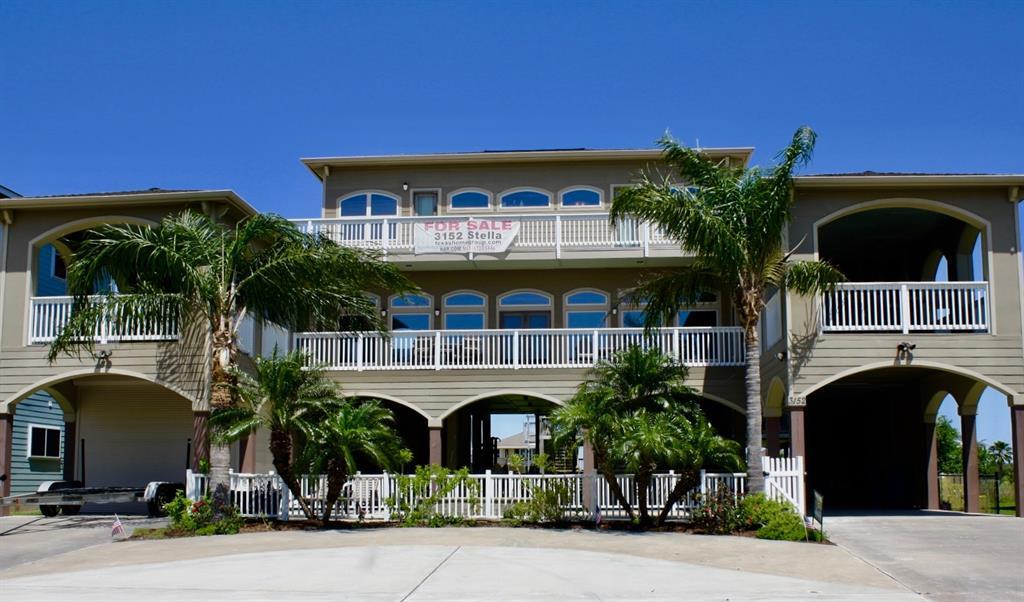 3152 Stella, Port O Connor, TX 77982 - Port O Connor, TX real estate listing