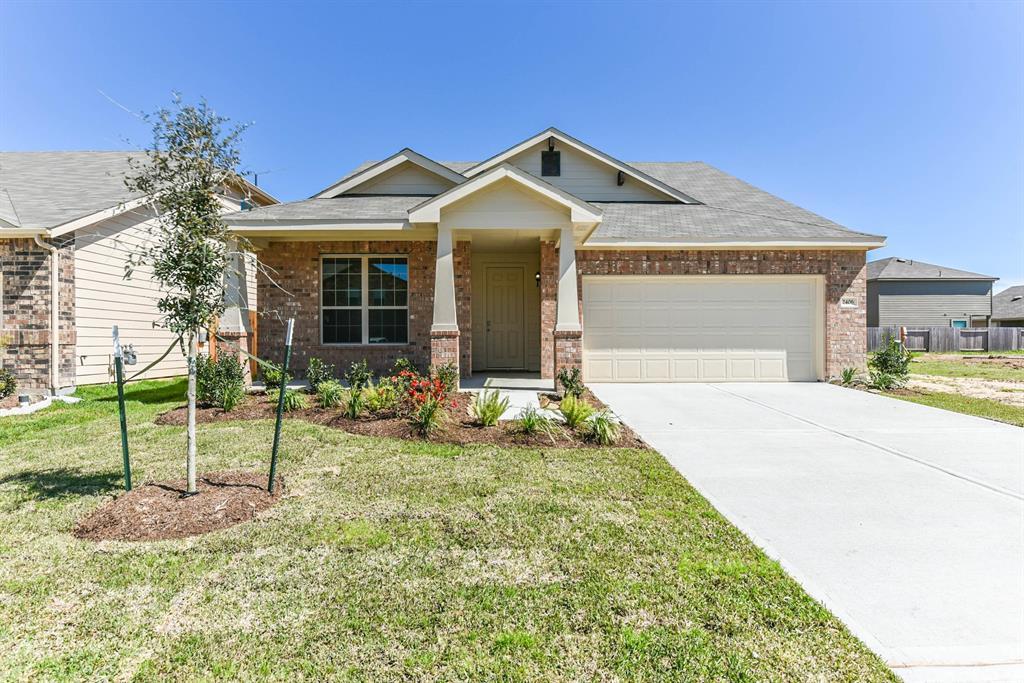 2406 Sandbar Shark Court Property Photo - Katy, TX real estate listing