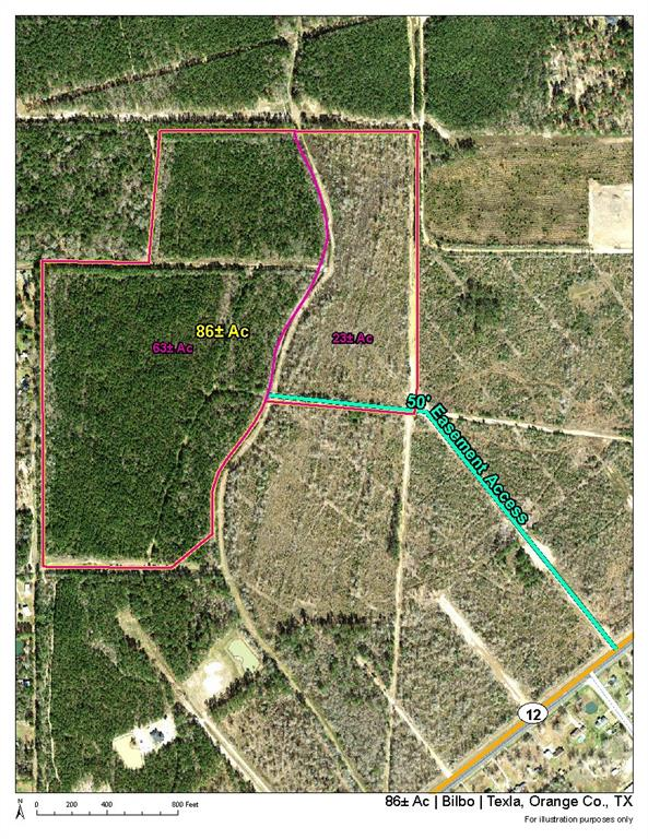0000 Highway 12 Property Photo - Orange, TX real estate listing