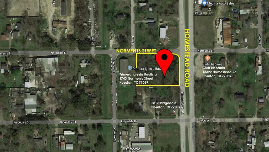 0 Norments Drive, Houston, TX 77039 - Houston, TX real estate listing