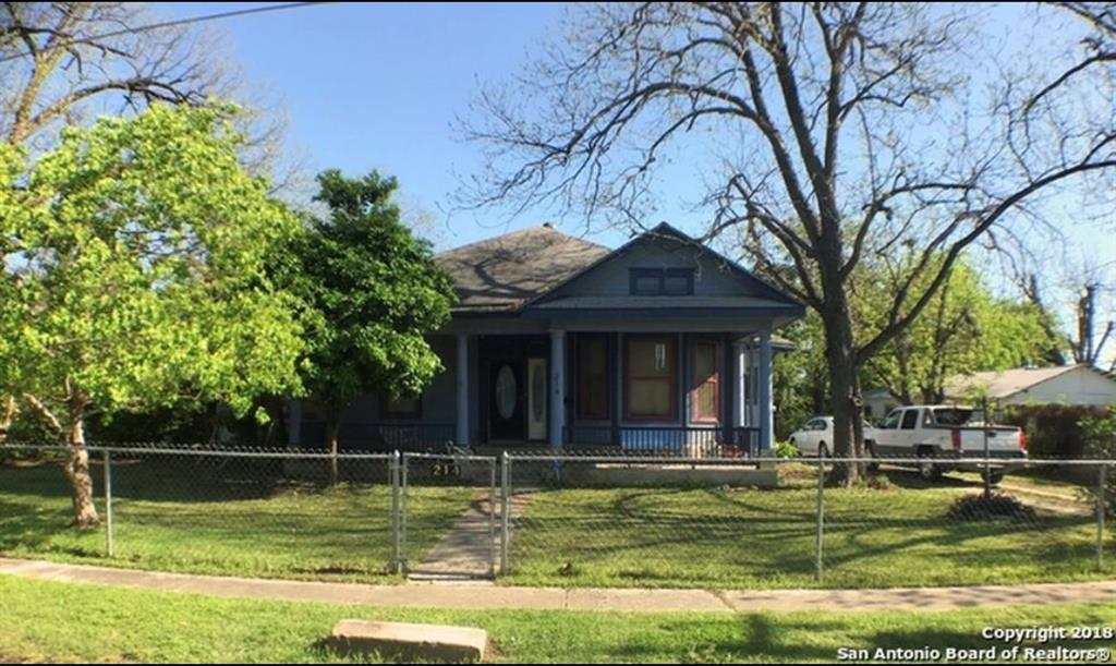 214 Lotus Street Property Photo - San Antonio, TX real estate listing