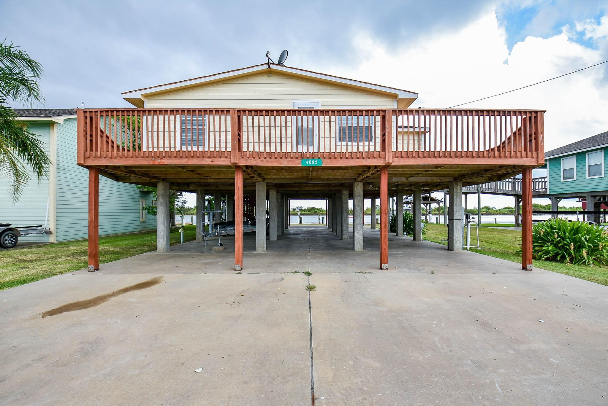 4092 Fm 2031 Beach Road Property Photo - Matagorda, TX real estate listing