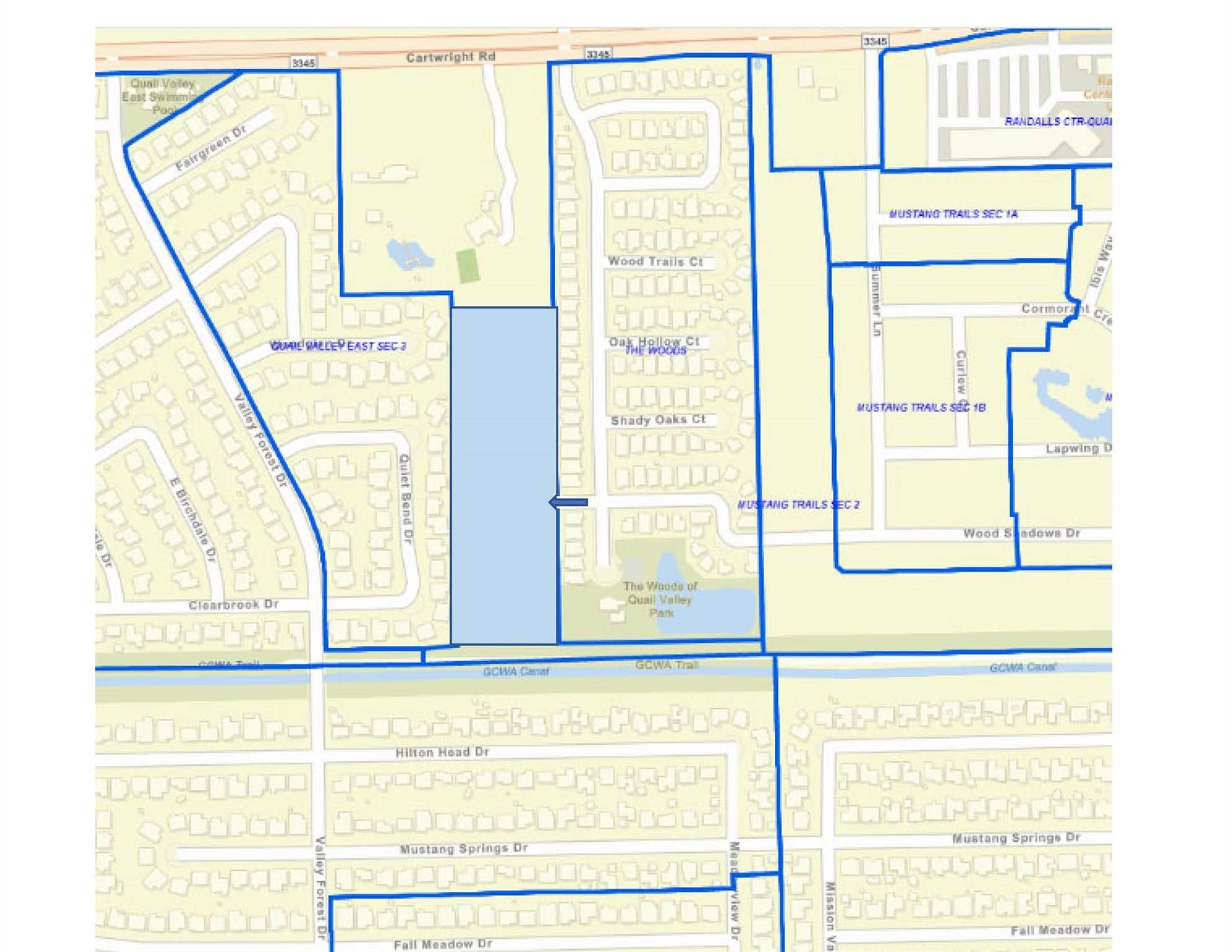 0 Wood Shadows Drive Property Photo - Houston, TX real estate listing