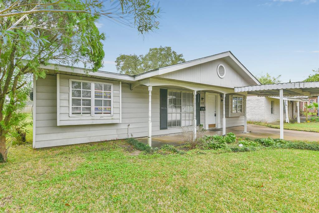 112 Virginia Street, South Houston, TX 77587 - South Houston, TX real estate listing