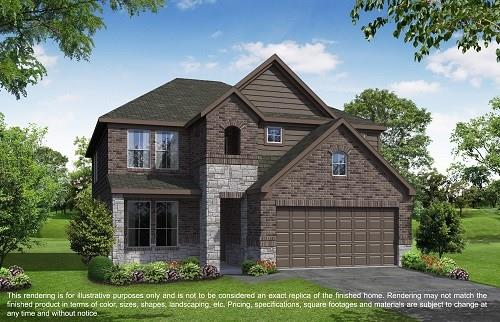 2706 Golden Hills Lane Property Photo - Fresno, TX real estate listing