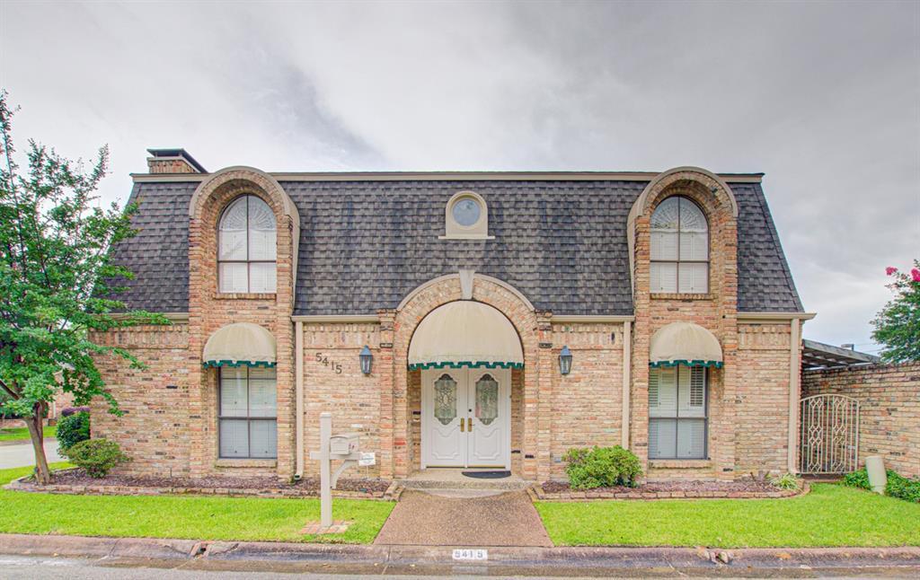 5415 Brandon Court, Tyler, TX 75703 - Tyler, TX real estate listing