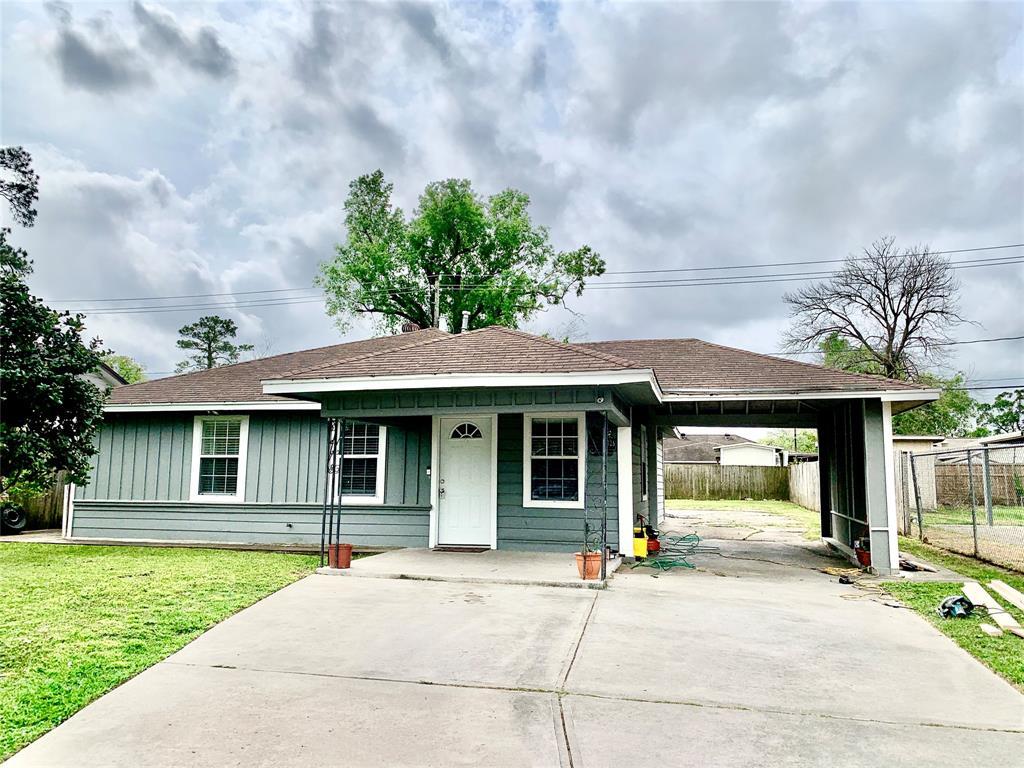 9126 Talton Street Property Photo - Houston, TX real estate listing