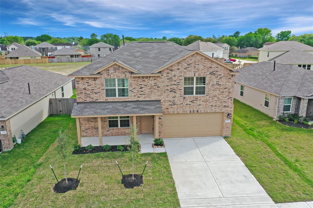 2207 Cherryville Drive Property Photo - Houston, TX real estate listing