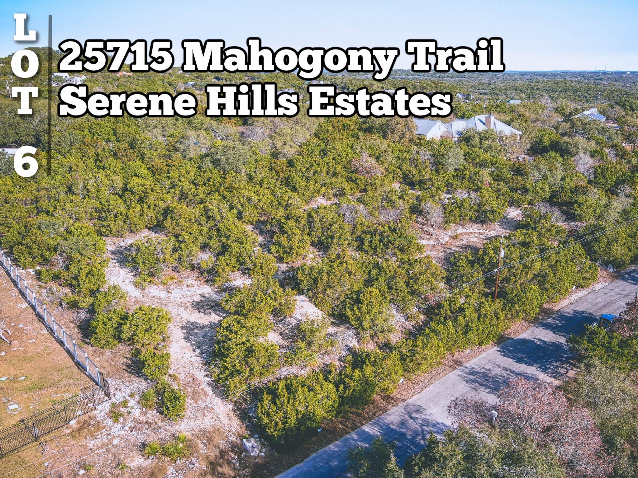 25715 Mahogony Trail Property Photo - San Antonio, TX real estate listing
