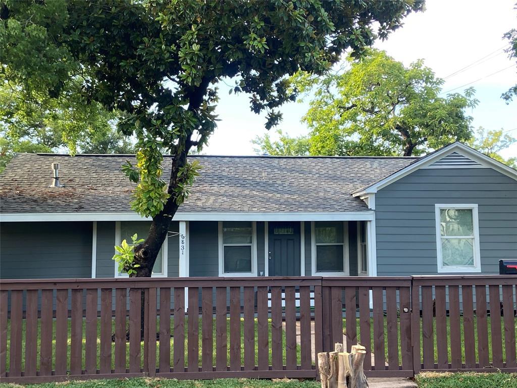 6831 Ilex Street Property Photo - Houston, TX real estate listing