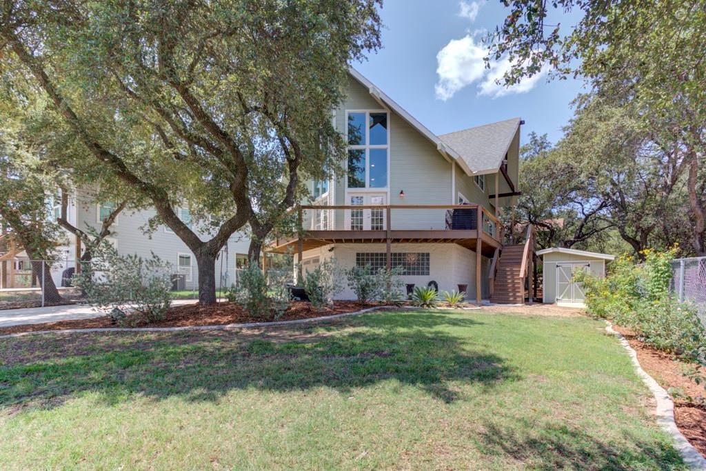 437 Stagecoach Drive Property Photo - Canyon Lake, TX real estate listing