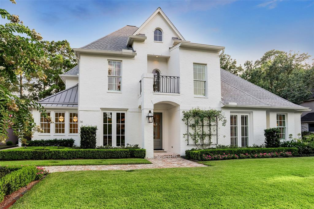 14 Thistlewood Place Property Photo - The Woodlands, TX real estate listing