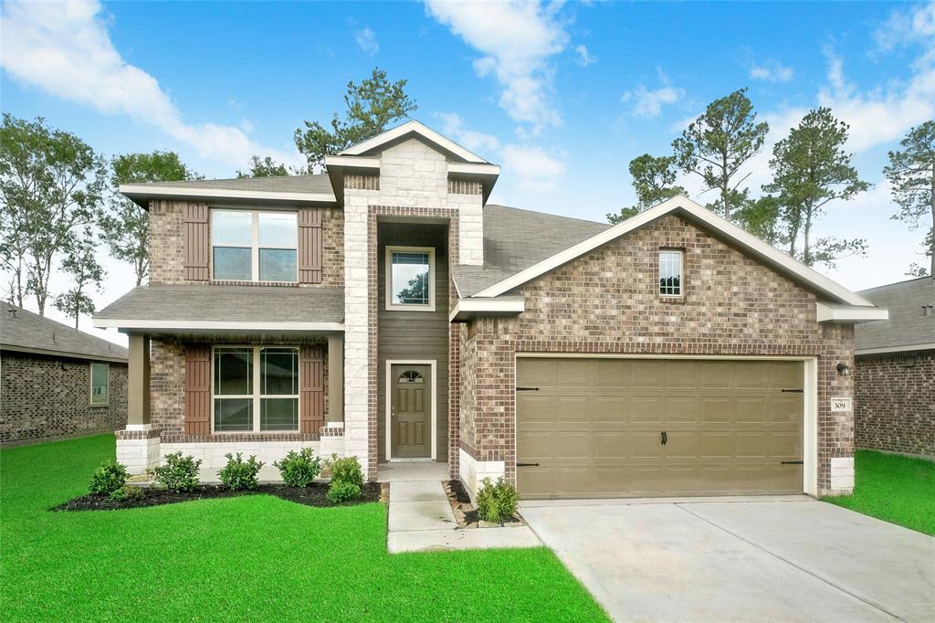 309 Rocky Ridge Drive Property Photo - Anahuac, TX real estate listing