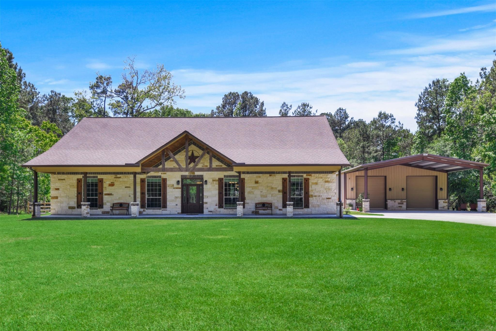 402 Commons Vista Drive Property Photo - Huffman, TX real estate listing