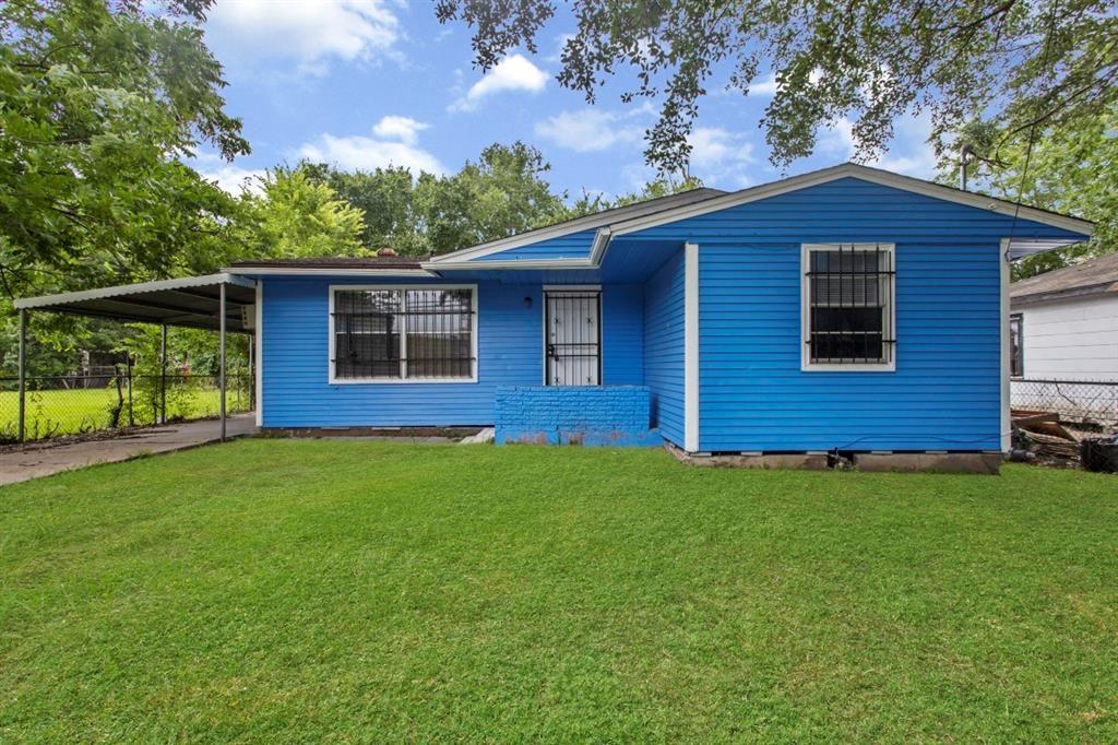 9135 E Avenue O Property Photo - Houston, TX real estate listing