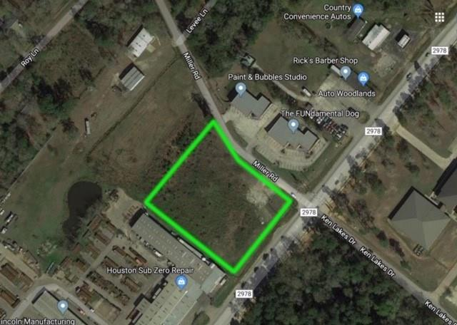 0 Miller Rd Property Photo - Magnolia, TX real estate listing