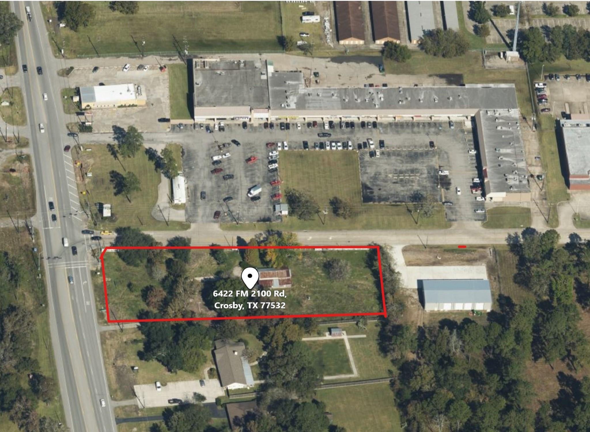 6422 FM 2100 Road Property Photo - Crosby, TX real estate listing