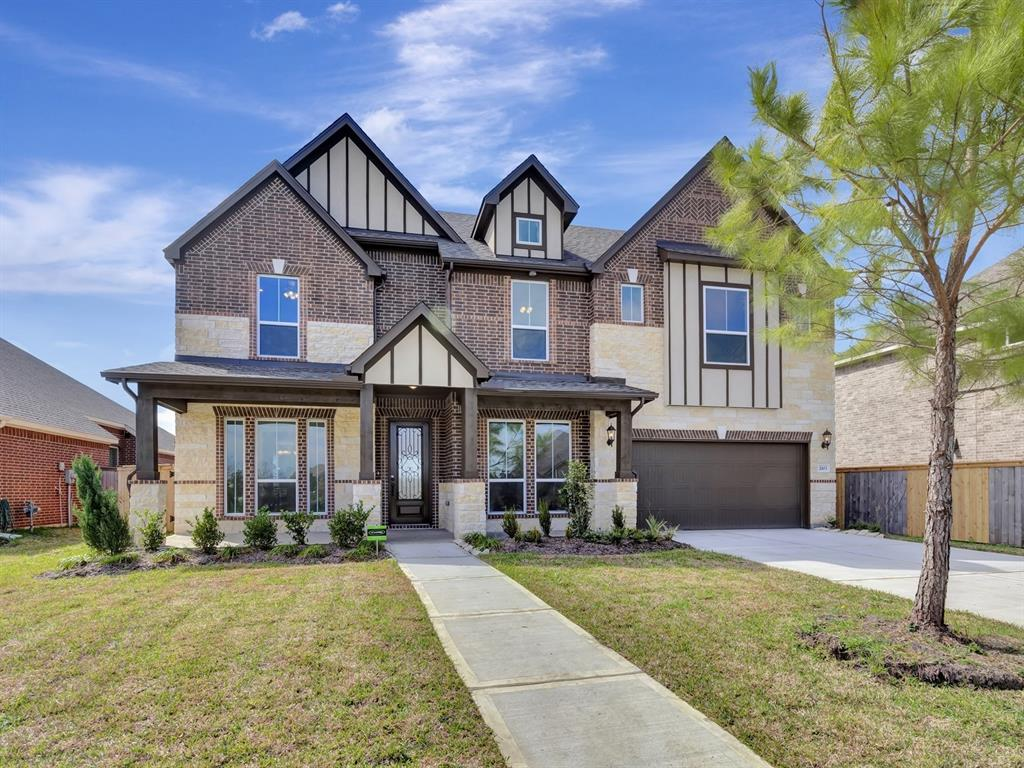 2103 Dovetail Falls Lane Property Photo - Pearland, TX real estate listing