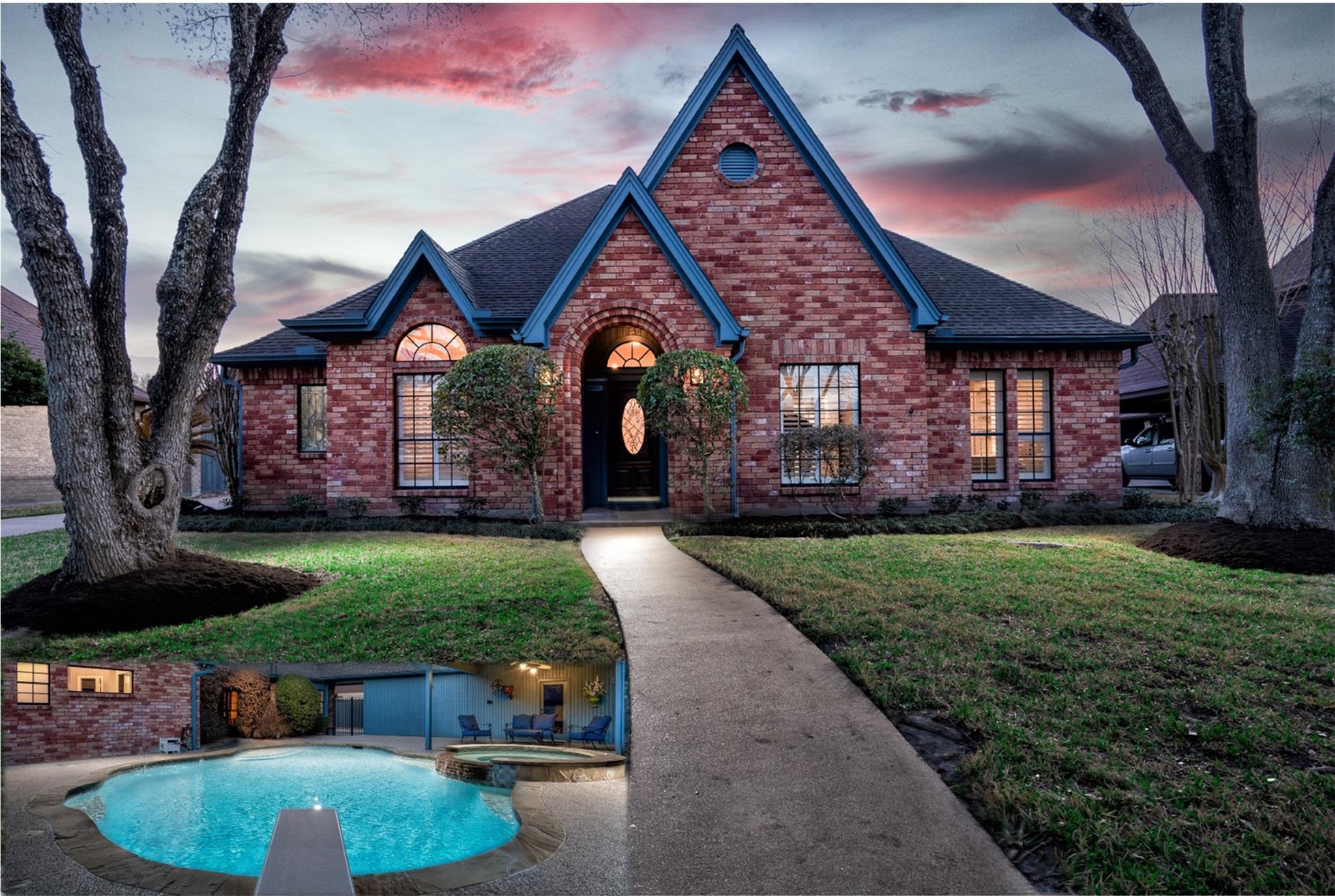 16221 Capri Drive Property Photo - Jersey Village, TX real estate listing