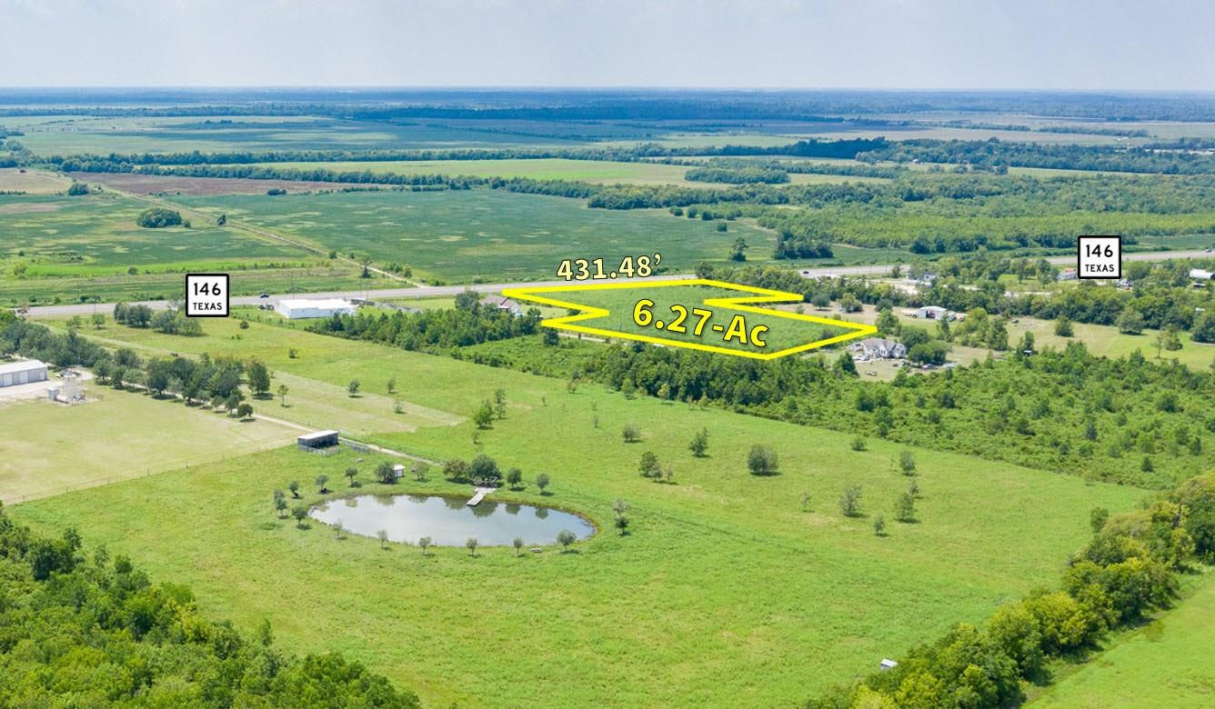 TBD Hwy 146 East Side Of Property Photo - Dayton, TX real estate listing