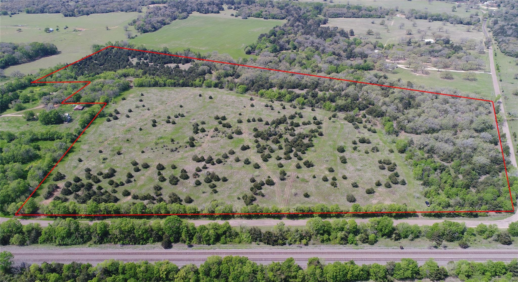 TBD-Tract 2 CR 315 Property Photo - Chriesman, TX real estate listing