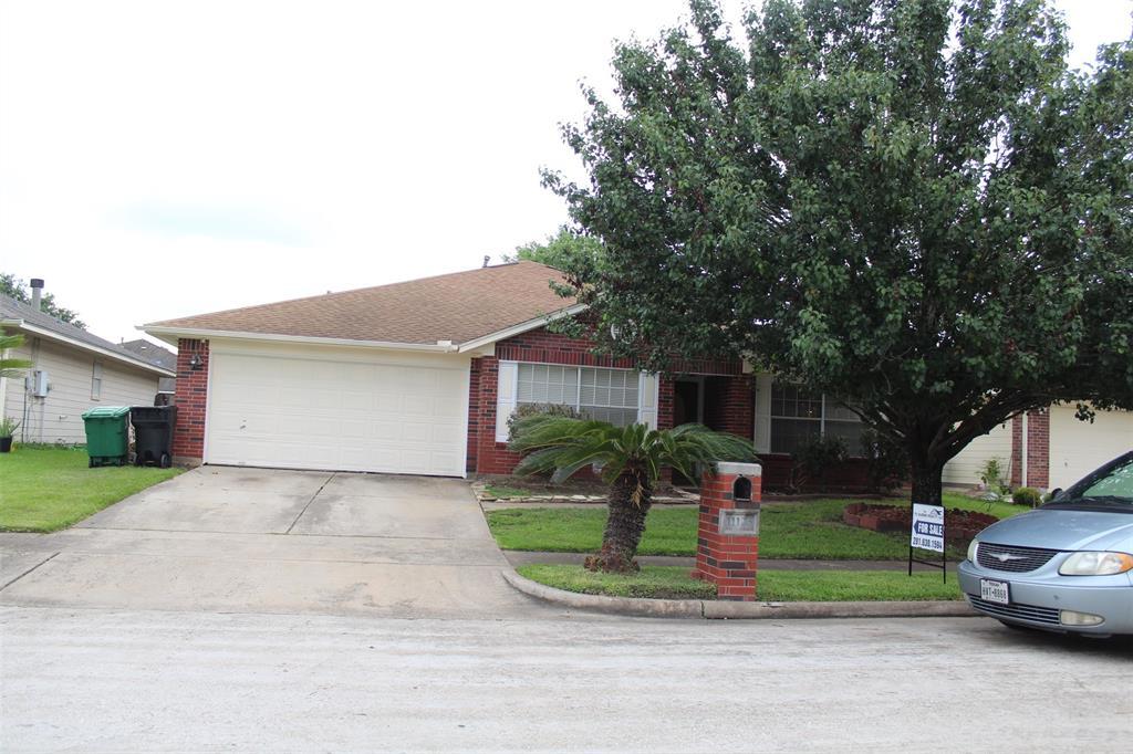 11123 Cayman Mist Drive Property Photo - Houston, TX real estate listing