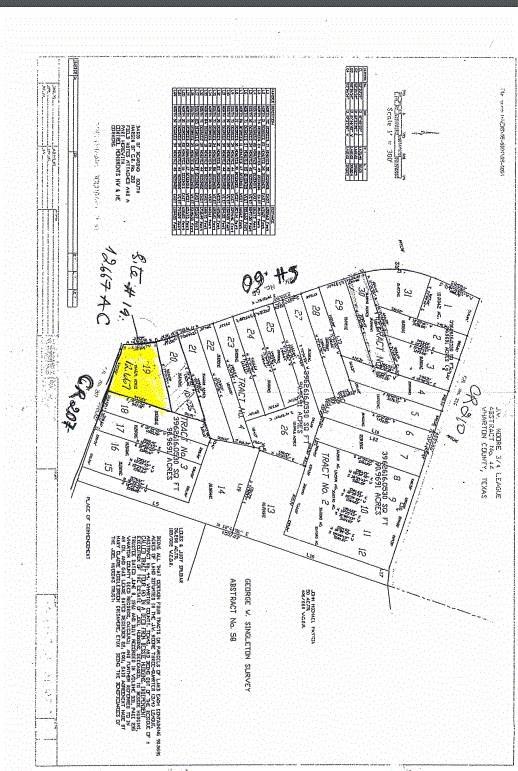 0000 N Highway 60 Highway N Property Photo - East Bernard, TX real estate listing