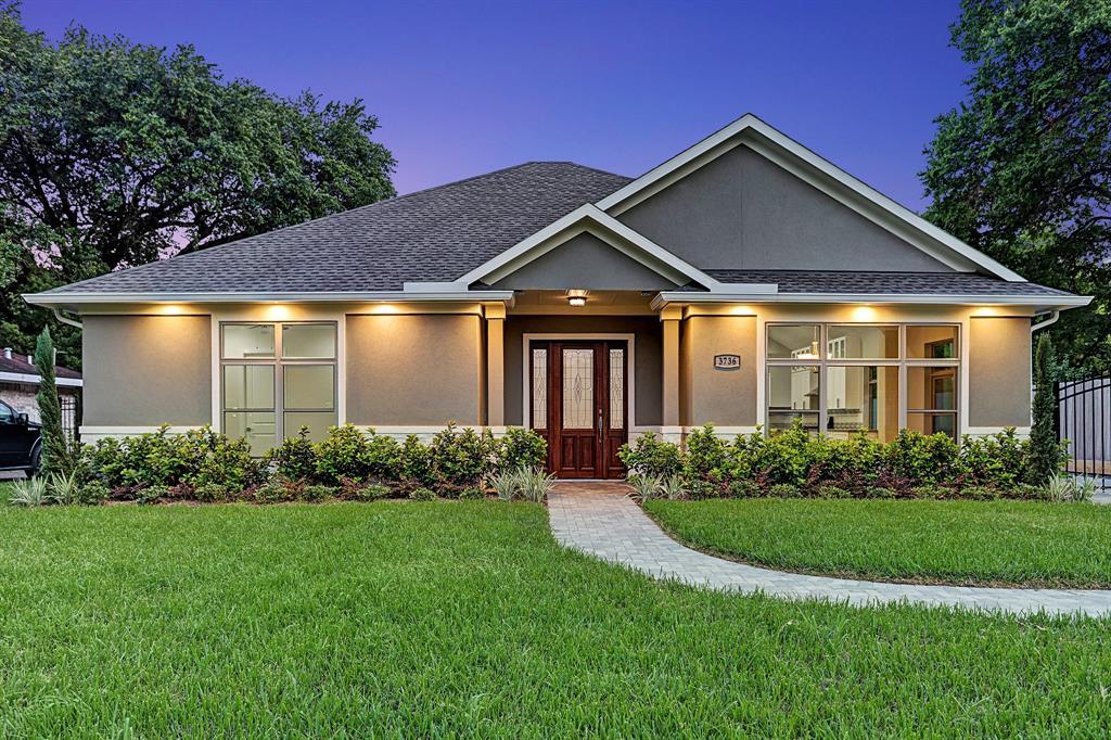 3736 Parkwood Drive Property Photo - Houston, TX real estate listing