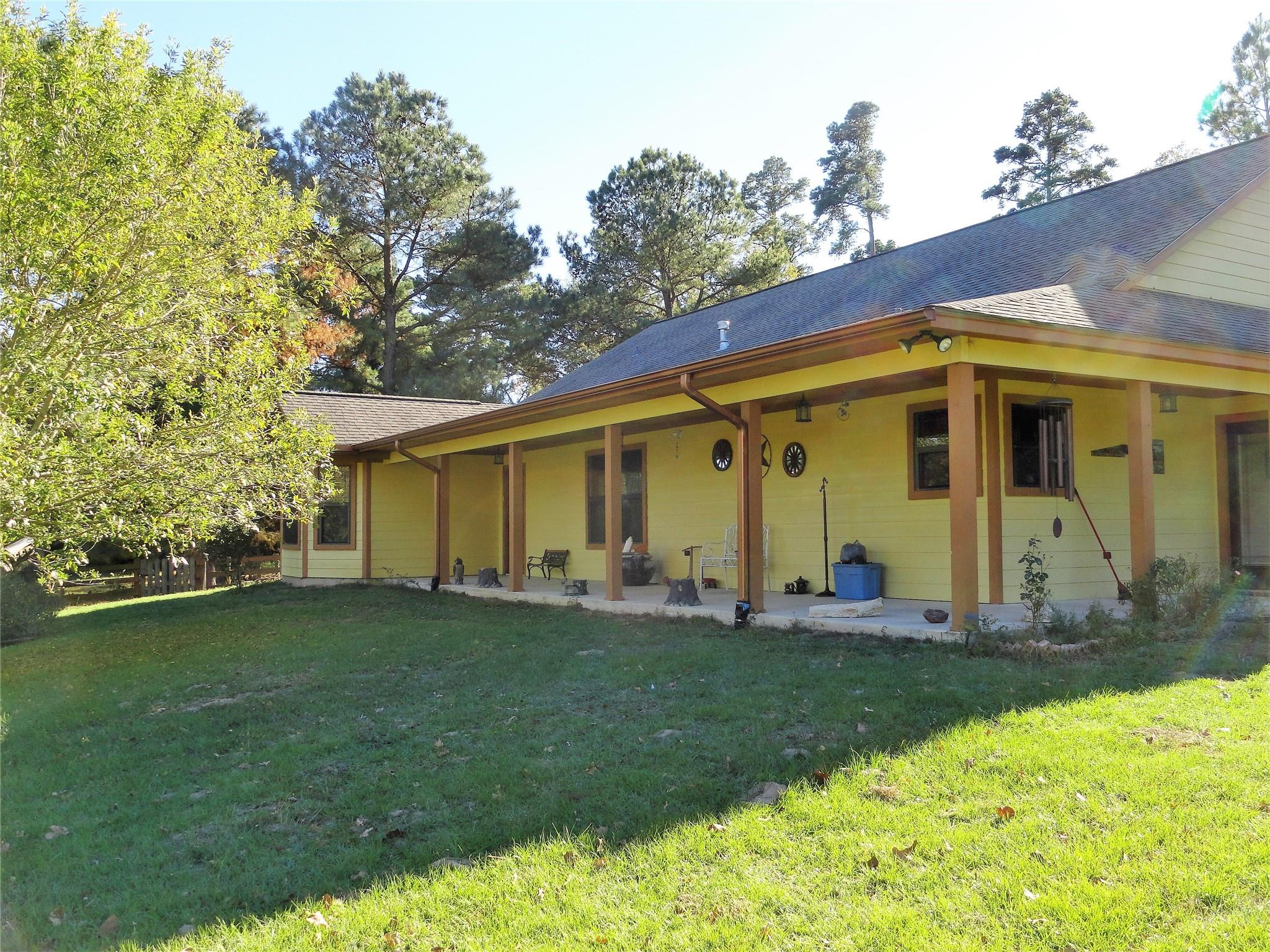 4426 S County Road 133 Property Photo - Centerville, TX real estate listing