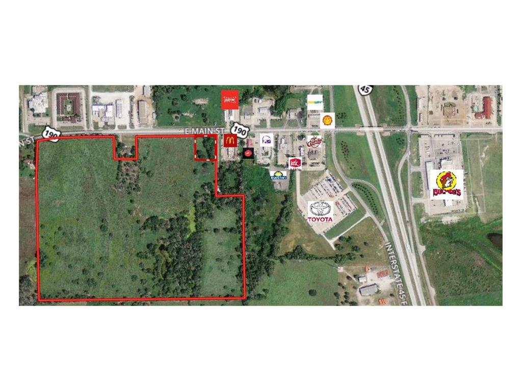 0 E Main Street Property Photo - Madisonville, TX real estate listing