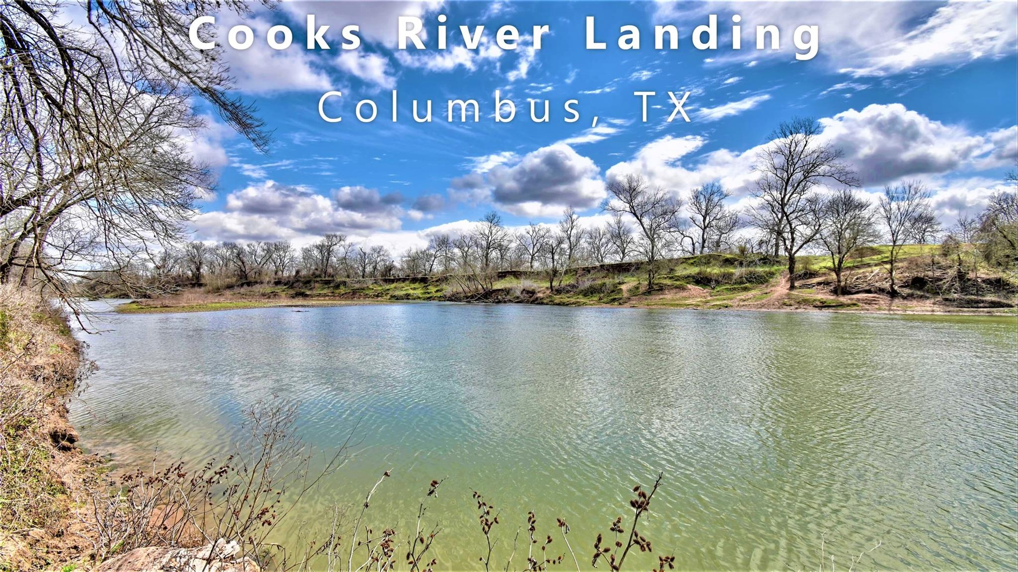 1192 Fritsche Road Property Photo - Columbus, TX real estate listing