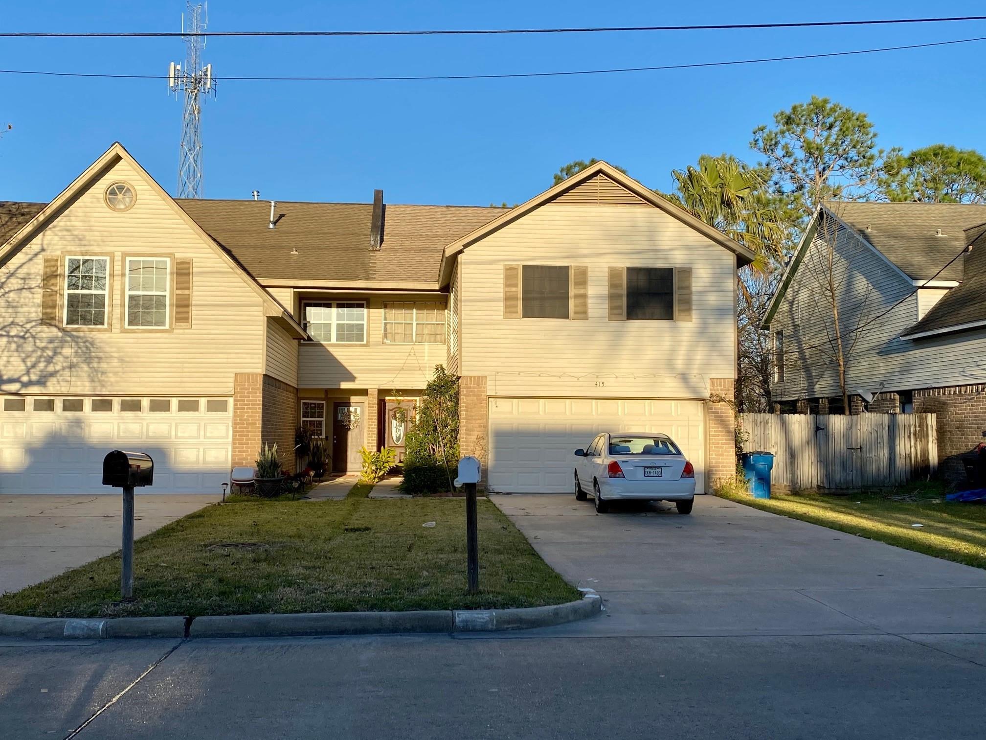 415 S Austin Street Property Photo - Webster, TX real estate listing