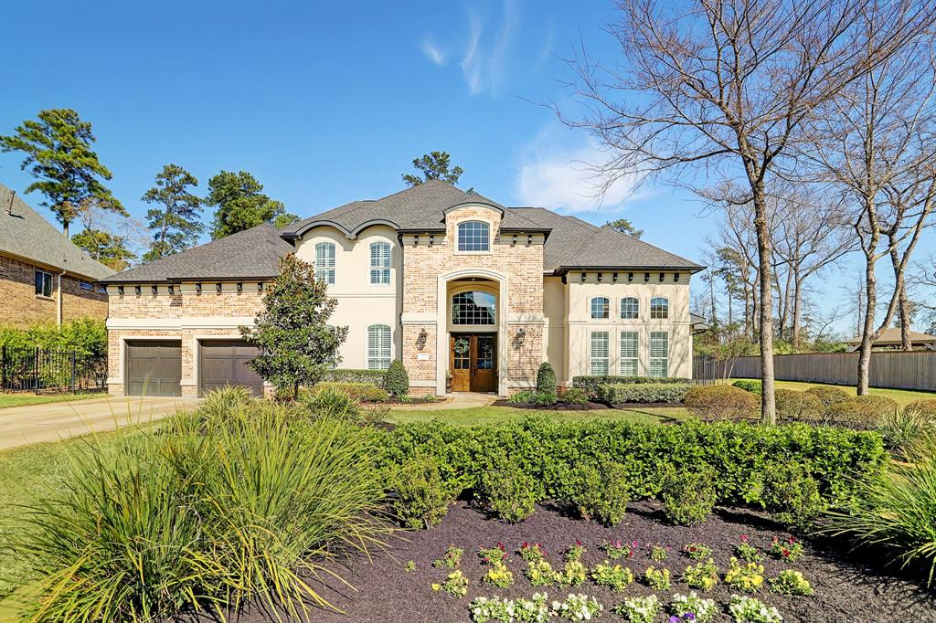 103 N Curly Willow Circle Property Photo - The Woodlands, TX real estate listing