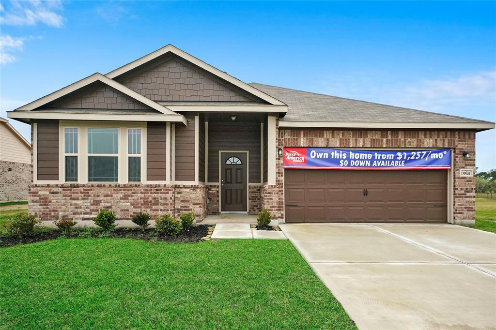 15501 ELIZABETH Drive Property Photo - Beaumont, TX real estate listing