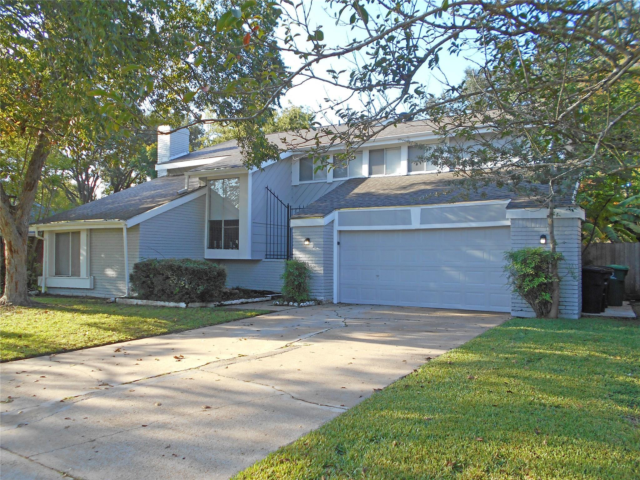 12727 Palm Desert Lane Property Photo - Houston, TX real estate listing
