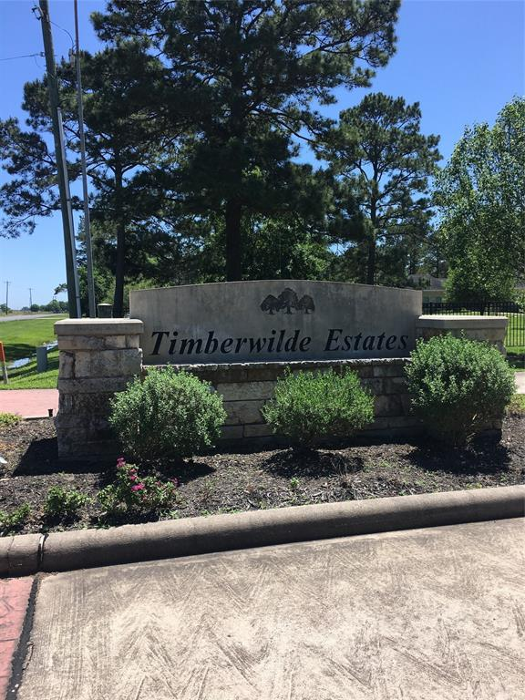 7102 Timberwilde Drive Property Photo - Alvin, TX real estate listing