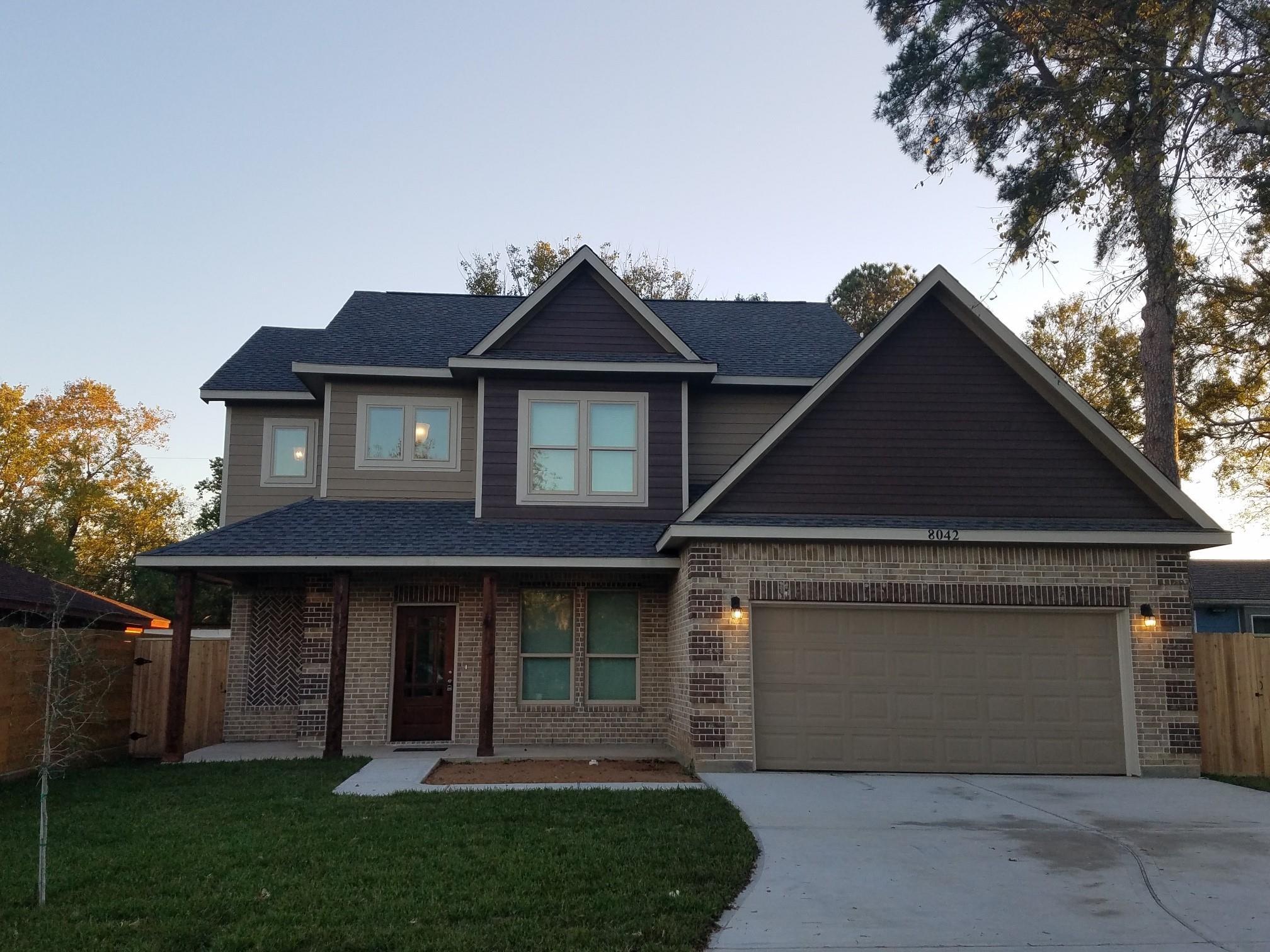 8042 Hickok Lane Property Photo - Houston, TX real estate listing