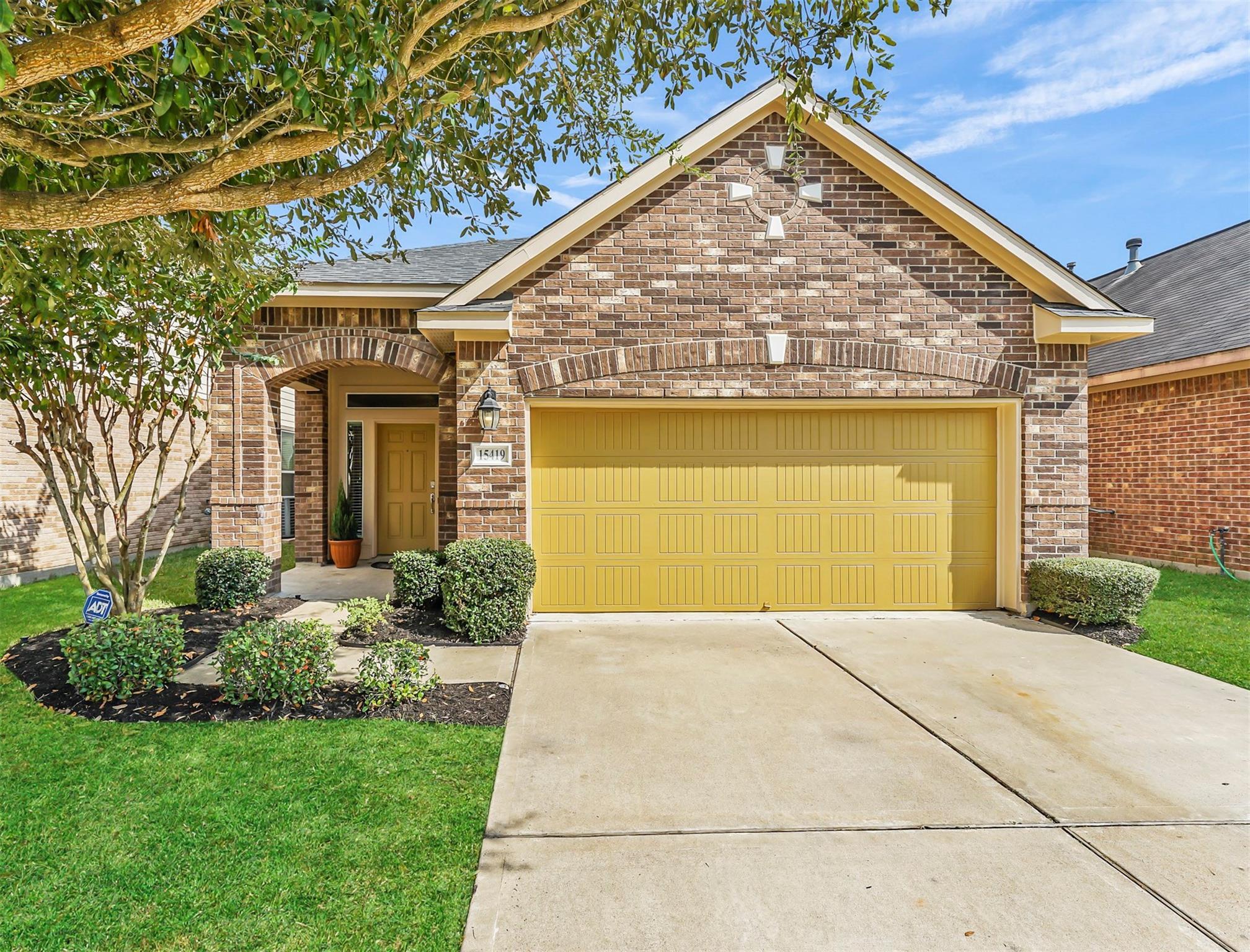 15419 Hinsdale Springs Lane Property Photo - Houston, TX real estate listing