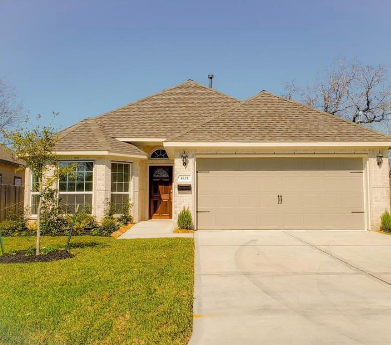 6615 Bunche Drive Property Photo - Houston, TX real estate listing