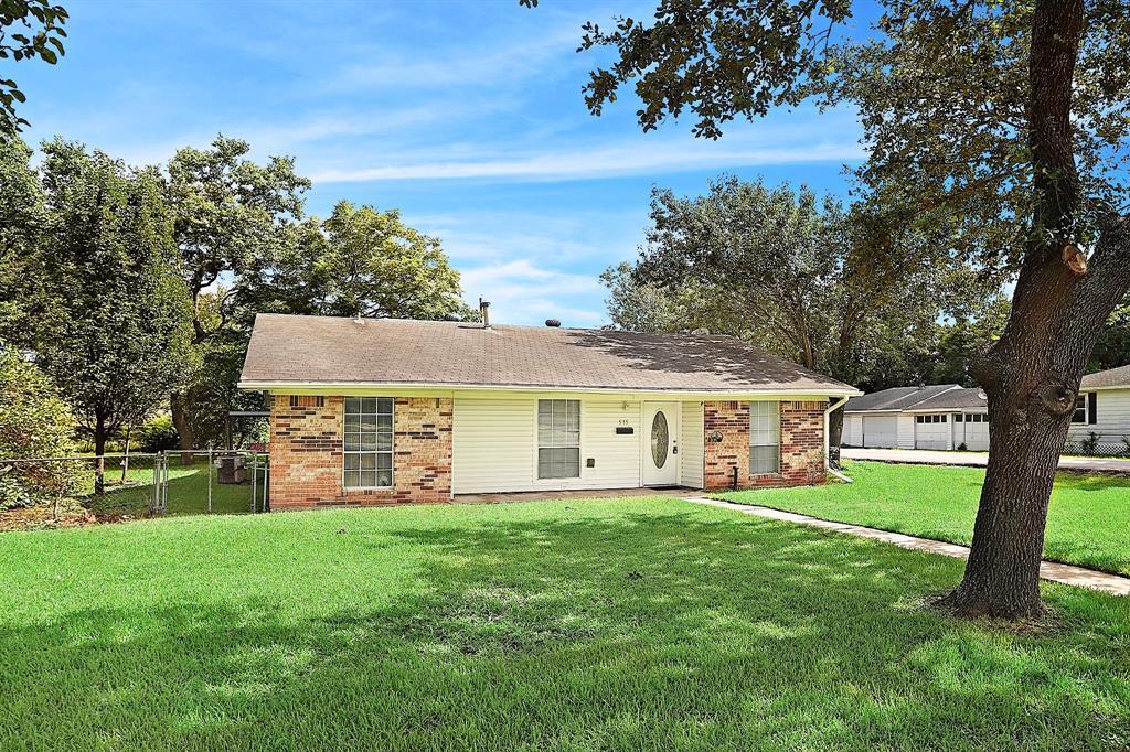 515 Avenue G Property Photo - South Houston, TX real estate listing